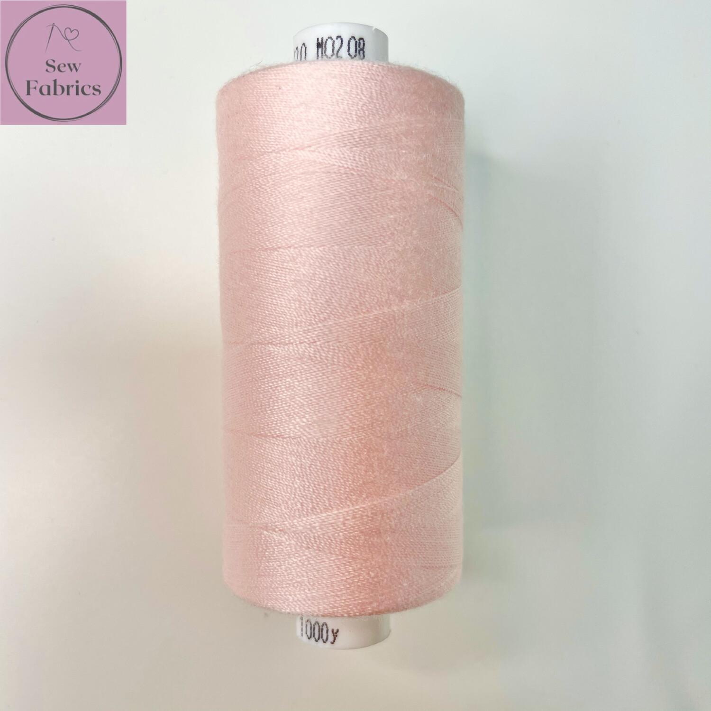 1 x 1000y Coats Moon Thread - Baby Pink M209
