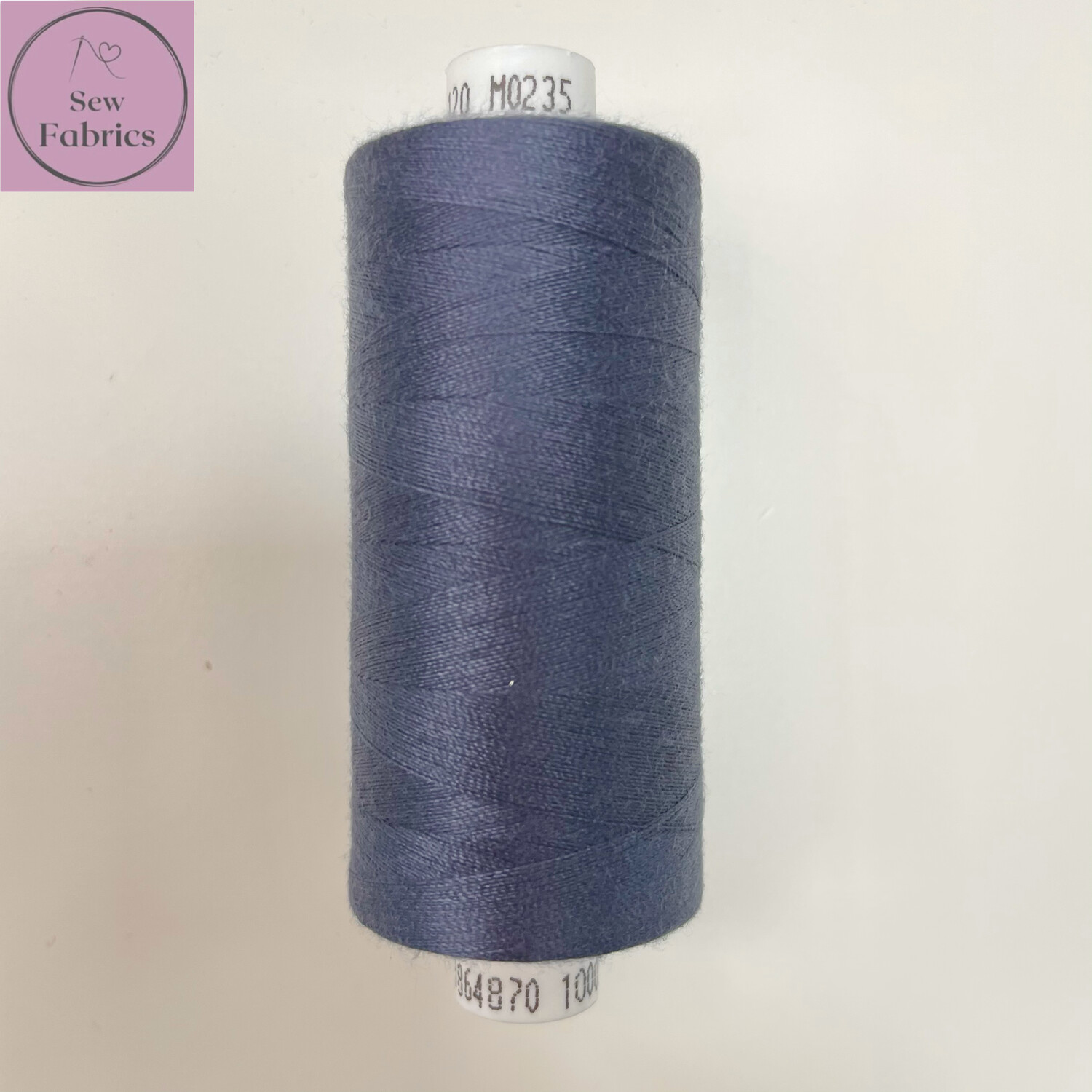 1 x 1000y Coats Moon Thread - Airforce Blue M235