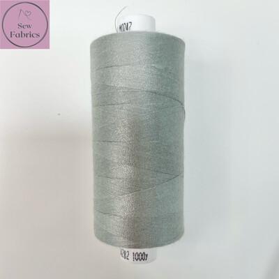 1 x 1000y Coats Moon Thread - Grey M247