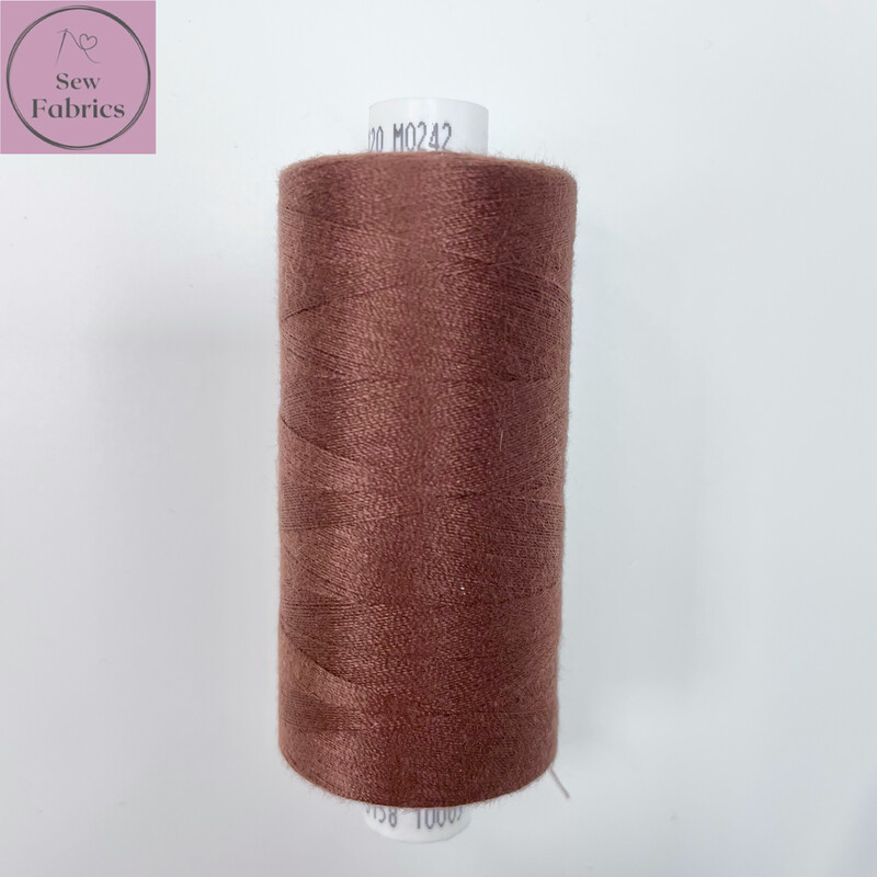 1 x 1000y Coats Moon Thread - Port M242