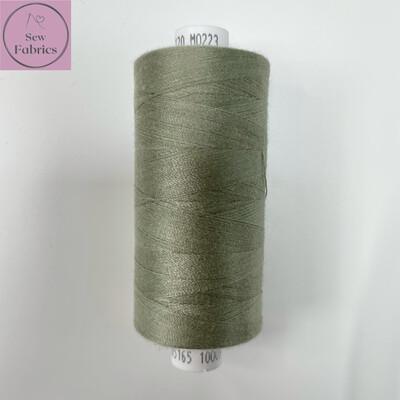 1 x 1000y Coats Moon Thread - Mid Green M223