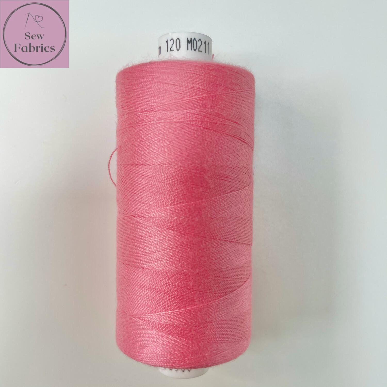1 x 1000y Coats Moon Thread - Candyfloss M211