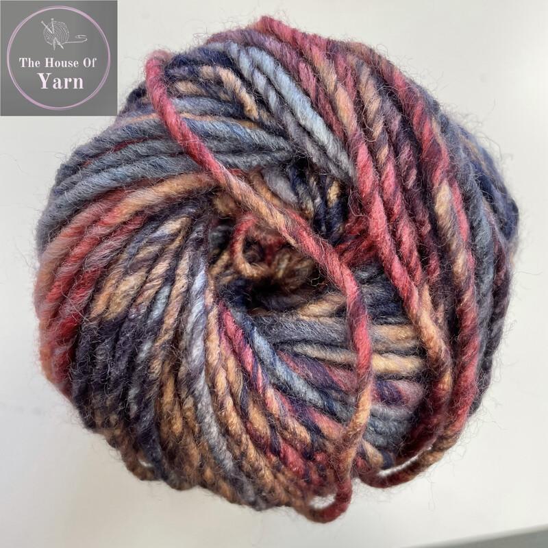 Stylecraft Carnival Tweed Fete 7121 Chunky Yarn 70% Acrylic 30% Wool 100g Ball