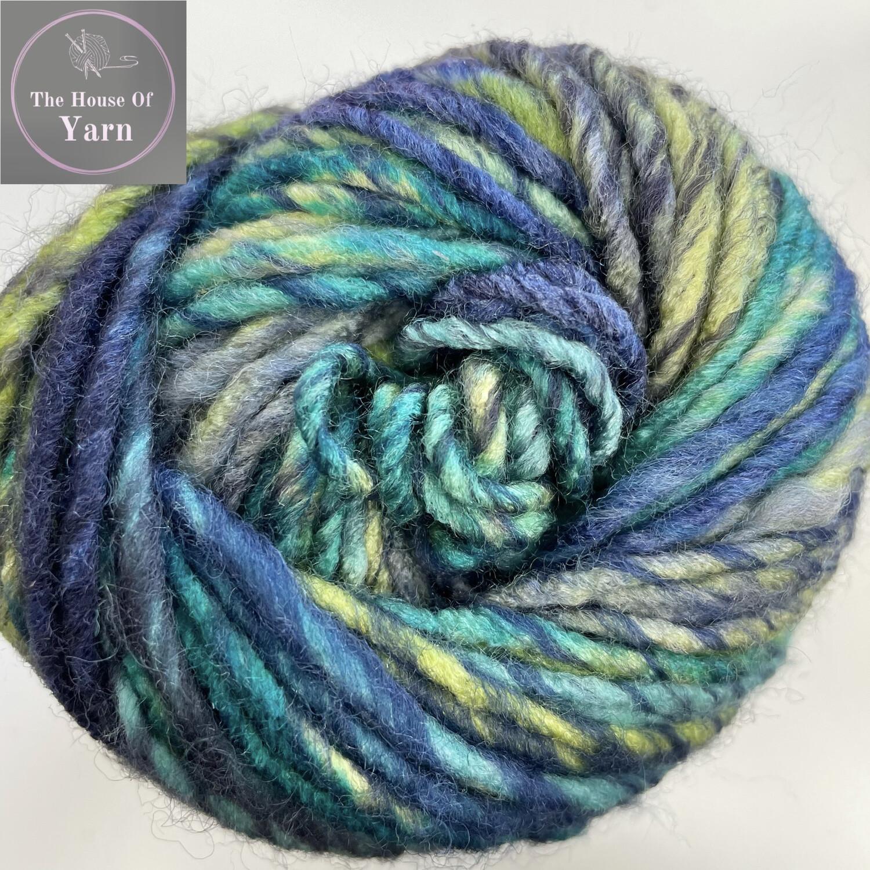 Stylecraft Carnival Tweed Gala 7124 Chunky Yarn 70% Acrylic 30% Wool 100g Ball