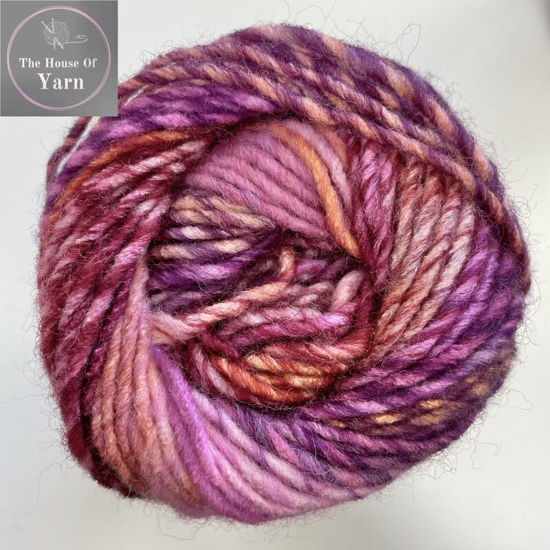 Stylecraft Carnival Tweed Festival 7120 Chunky Yarn 70% Acrylic 30% Wool 100g