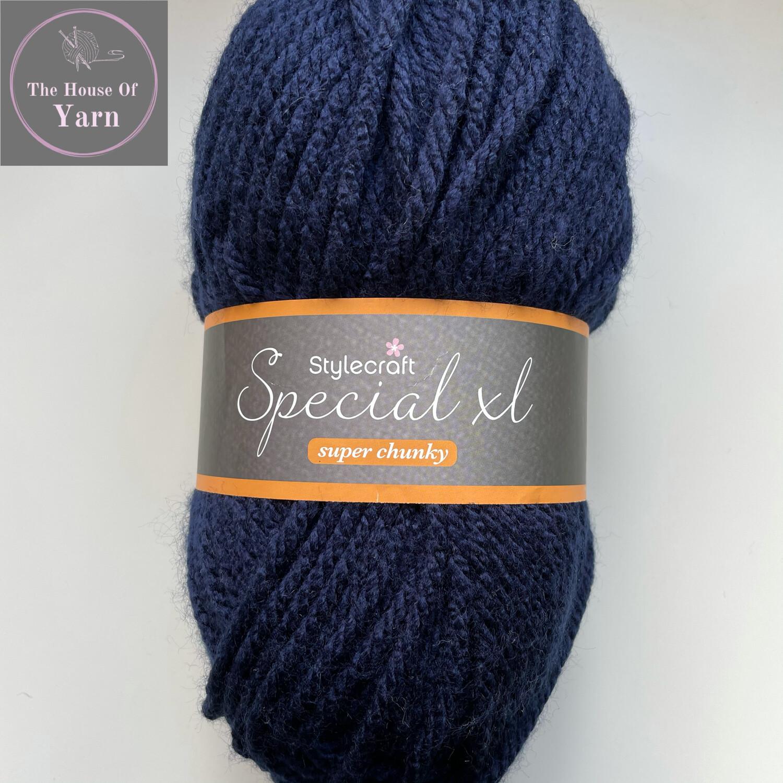 Midnight 1011 Stylecraft Special XL Super Chunky