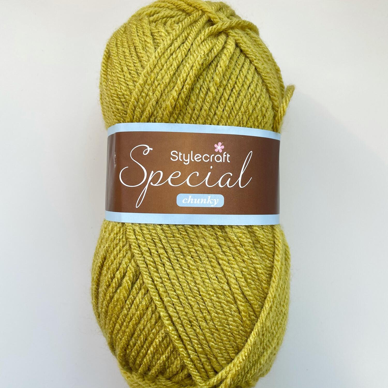 Lime 1712 Special Chunky Stylecraft Special DK 100% Premium Acrylic Wool Yarn