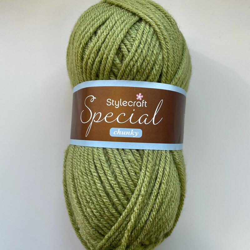 Meadow 1065 Special Chunky Stylecraft Special DK 100% Premium Acrylic Wool Yarn