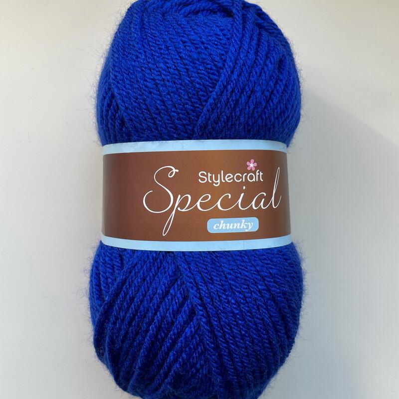 Royal 1117 Special Chunky Stylecraft Special DK 100% Premium Acrylic Wool Yarn