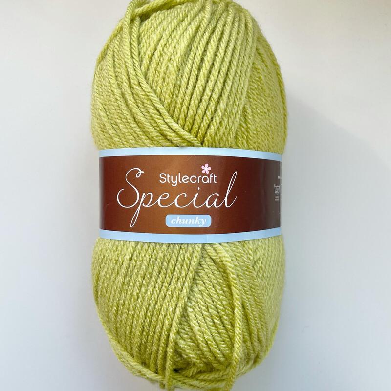 Pistachio 1822 Special Chunky Stylecraft Special DK 100% Premium Acrylic Wool Yarn