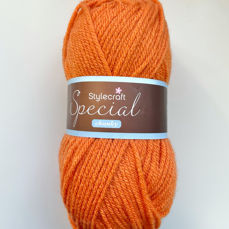 Spice 1711 Special Chunky Stylecraft Special DK 100% Premium Acrylic Wool Yarn