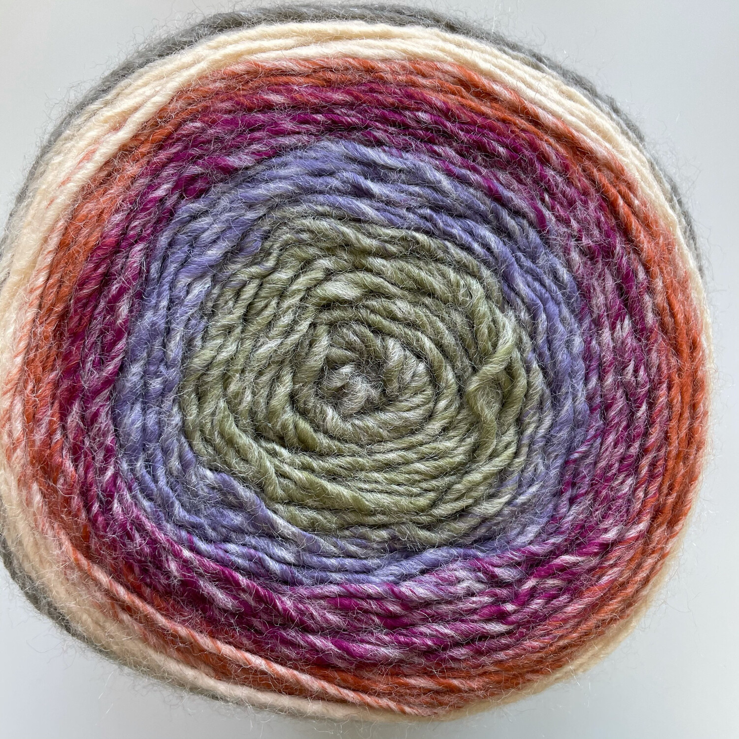 King Cole Curiosity Cake Double Knitting DK Yarn - Mulberry 2897