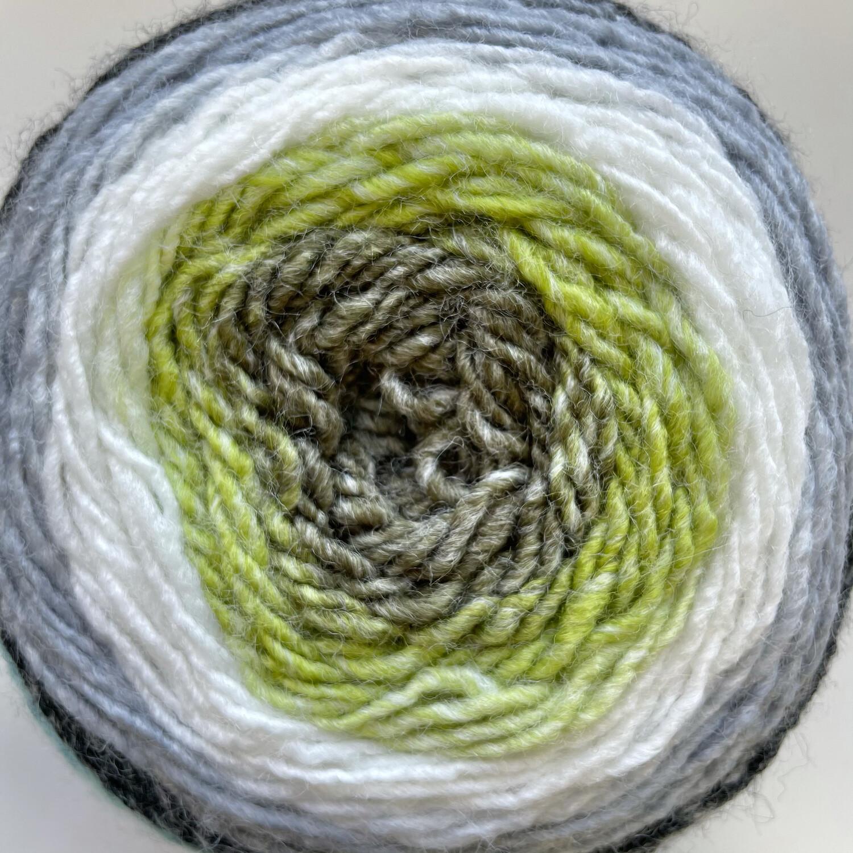 King Cole Curiosity Cake Double Knitting DK Yarn - Onyx 2901