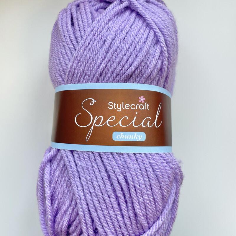 Wisteria 1432 Special Chunky Stylecraft Special DK 100% Premium Acrylic Wool Yarn