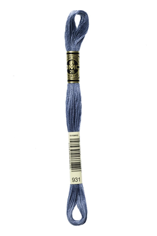 DMC Stranded Cotton - Thread 931