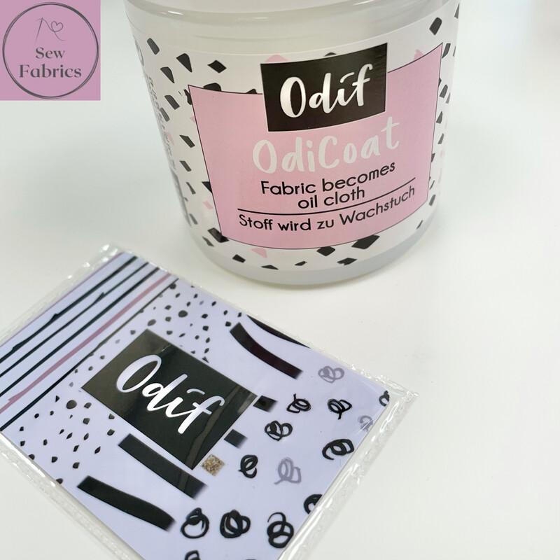Odif Odicoat Fabric Coating Gel 250ml
