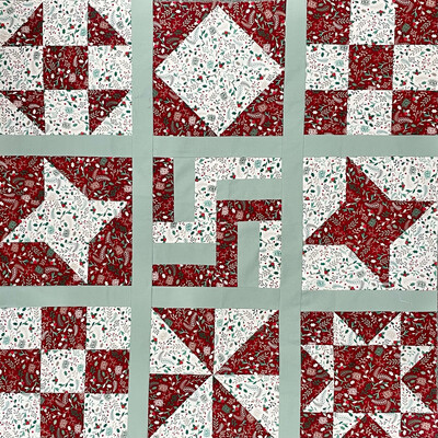 Beginners Patchwork and Quilting Tuesday 2nd Nov - Tues 7th Dec 6.30-8.30pm Ibstock, Leicestershire