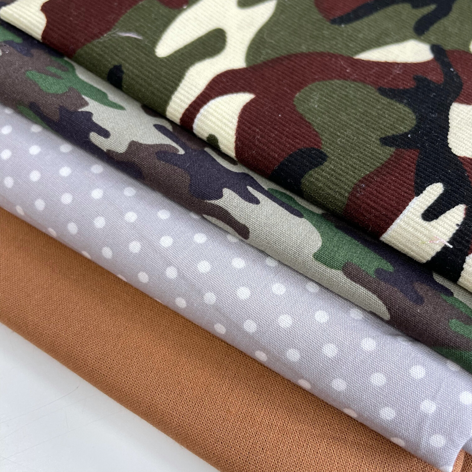 Remnant Cotton and Needlecord Bundle