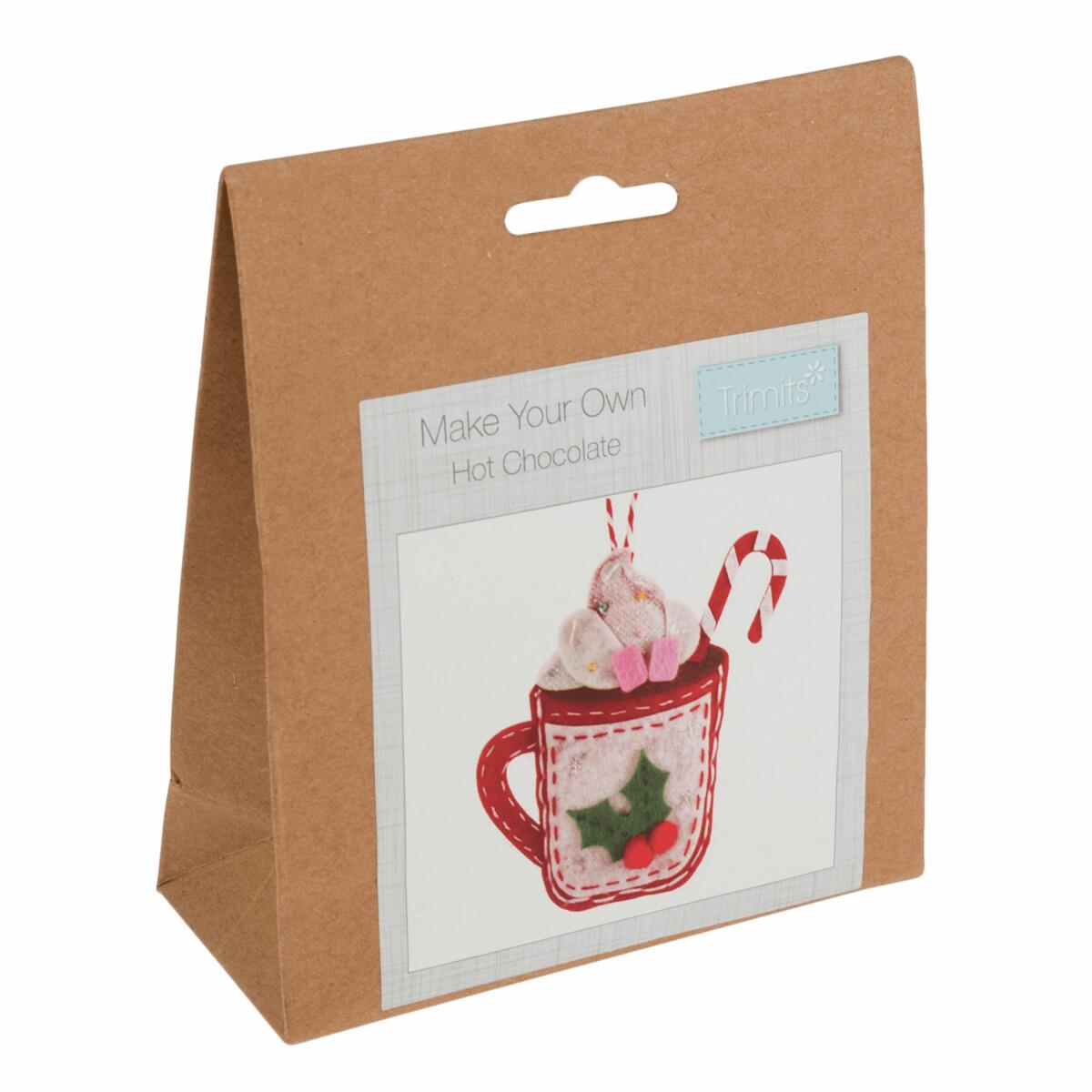 Felt Decoration Kit: Christmas: Hot Chocolate