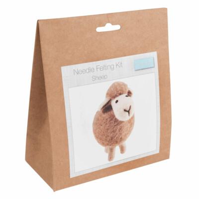 Needle Felting Kit: Sheep