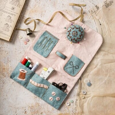 Felt Pincushion Kit by Corinne Lapierre