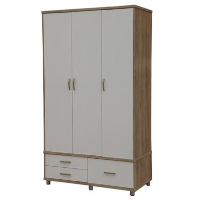 Wooden Wardrobe W004