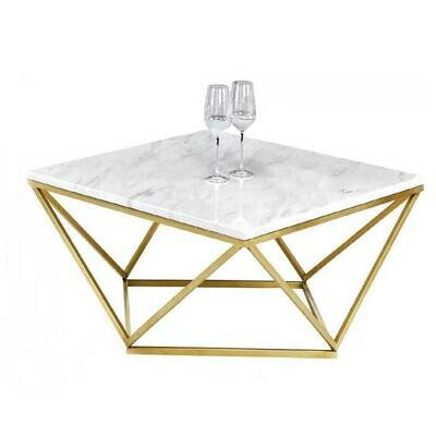 Geometric table center