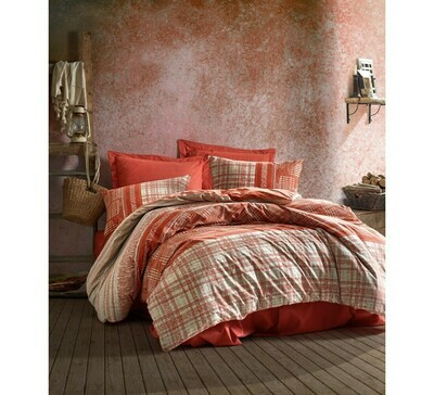 Bed Cover set 4-Piece Dust Tile