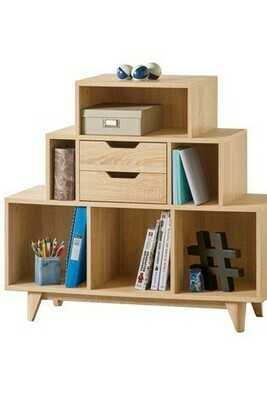 Tiered Storage Shelves