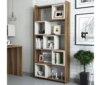 Smart shelves white