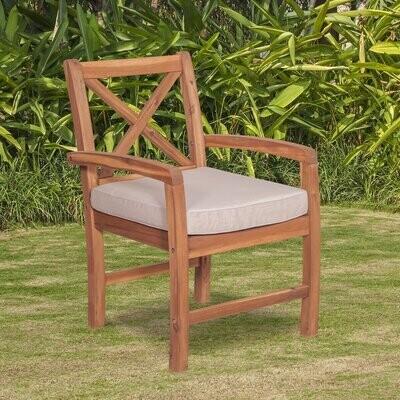 Patio X1 Outdoor Chair- 1 pieces