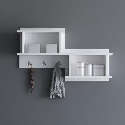 Wall Mounted Bathroom Cabinet-cab009