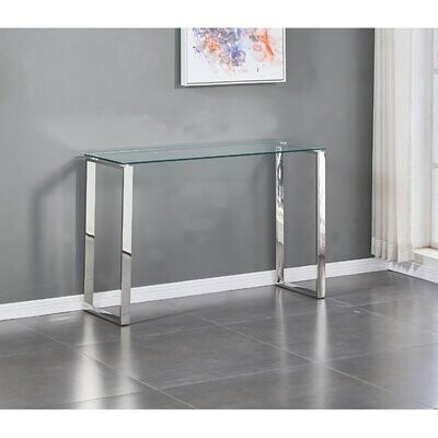 Modern Console Stainless steel