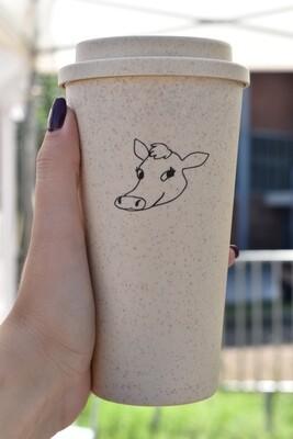 Ποτήρι καφέ - αγελάδα