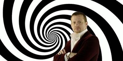 Stage Hypnosis Training via Dropbox