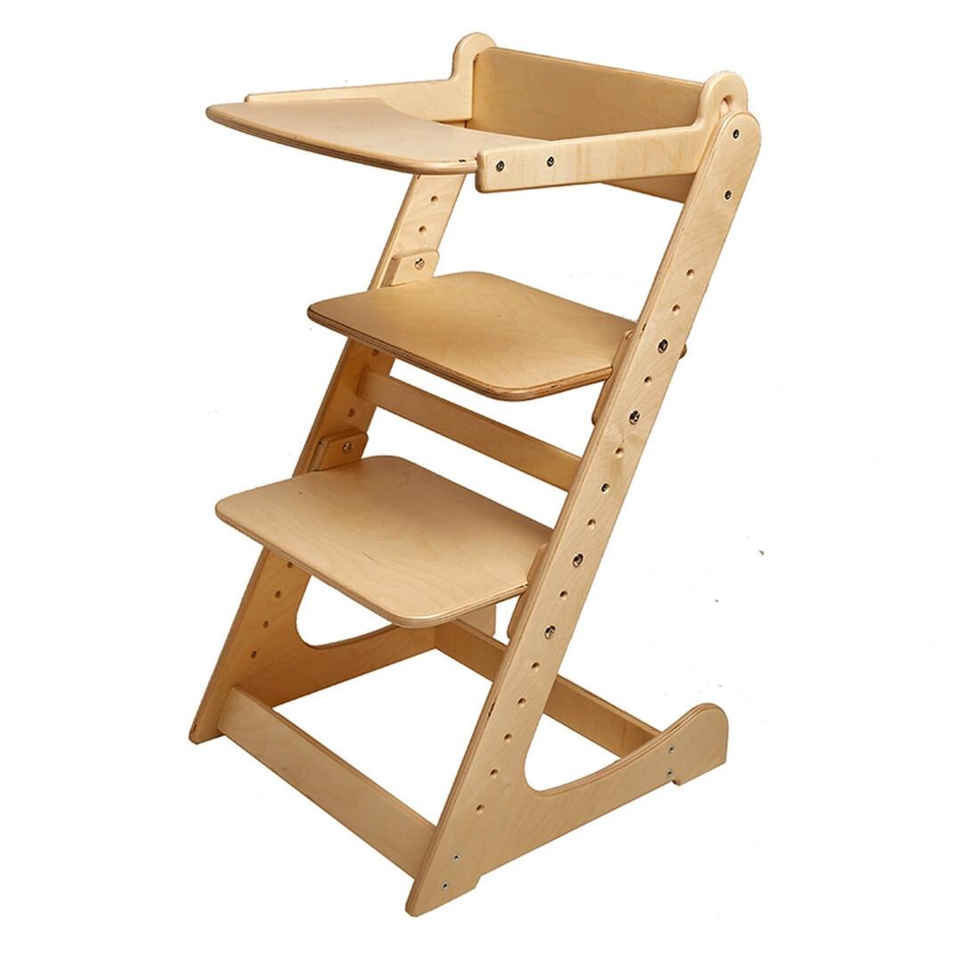 Стол к растущему стулу съемный, натура