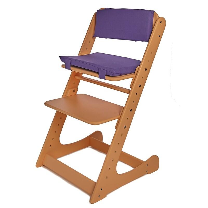 Комплект подушек на Растущий стул, фиолетовый