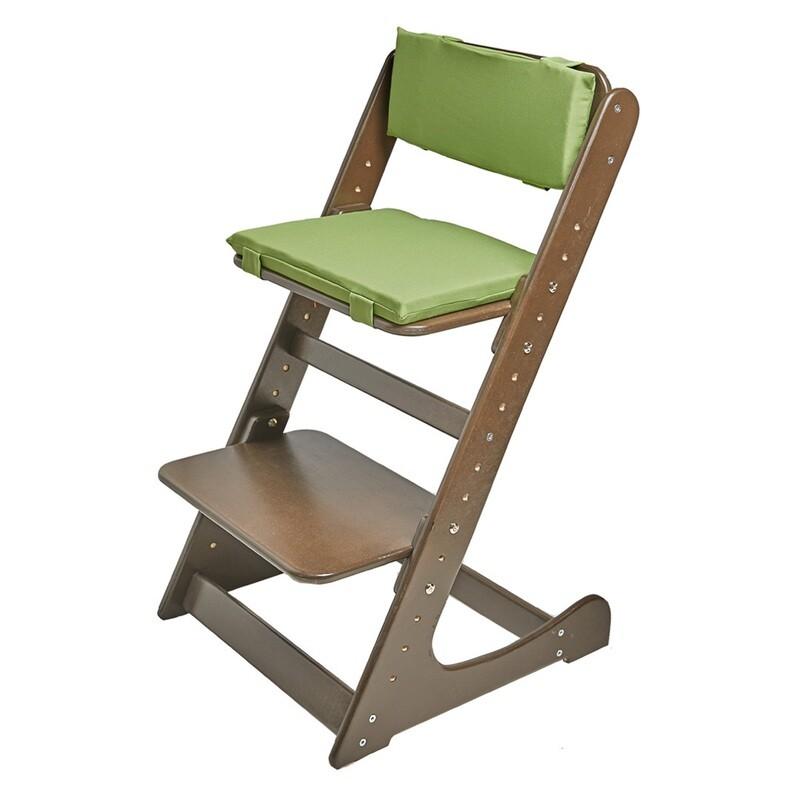 Комплект подушек на Растущий стул, фисташковый