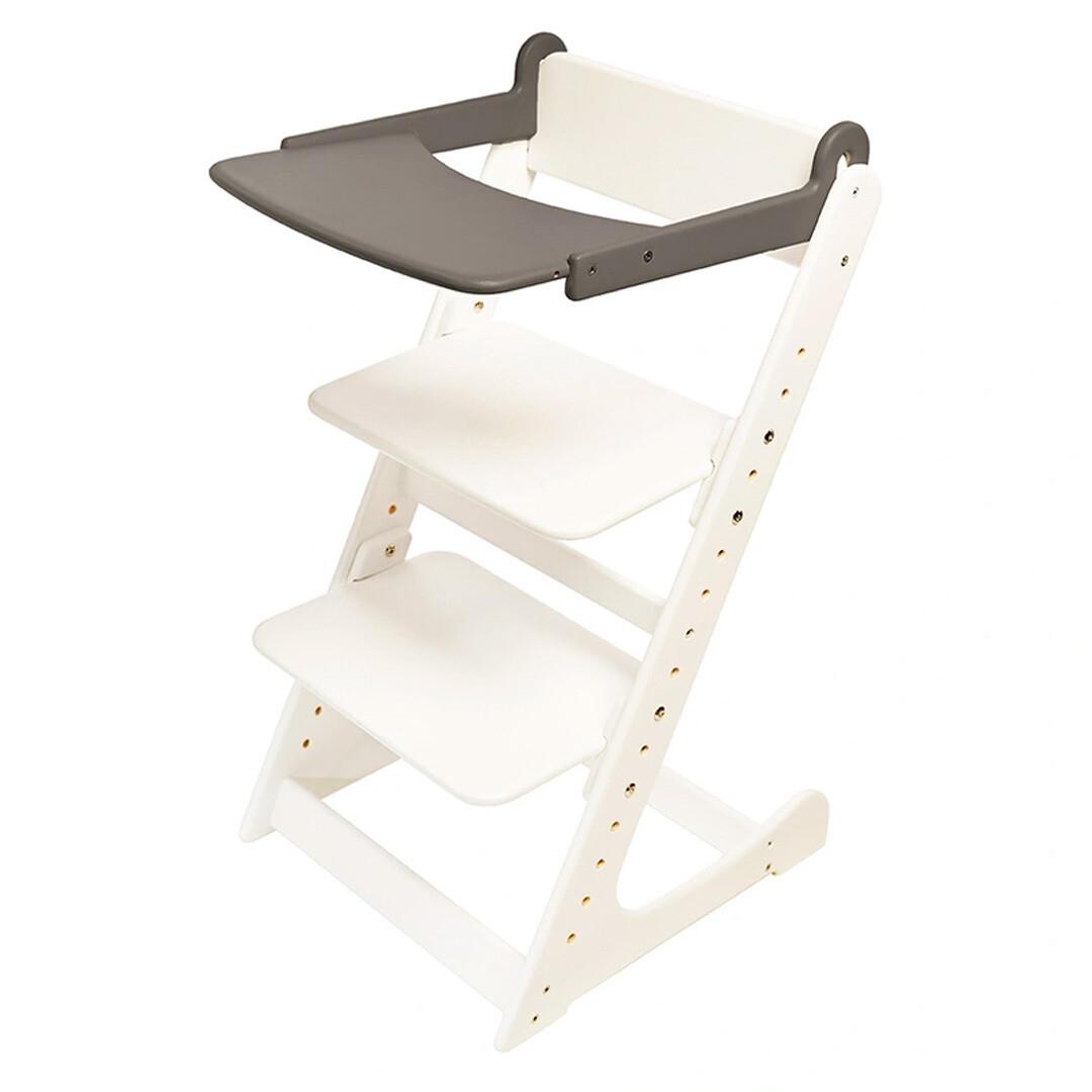 Стол к растущему стулу съемный, серый