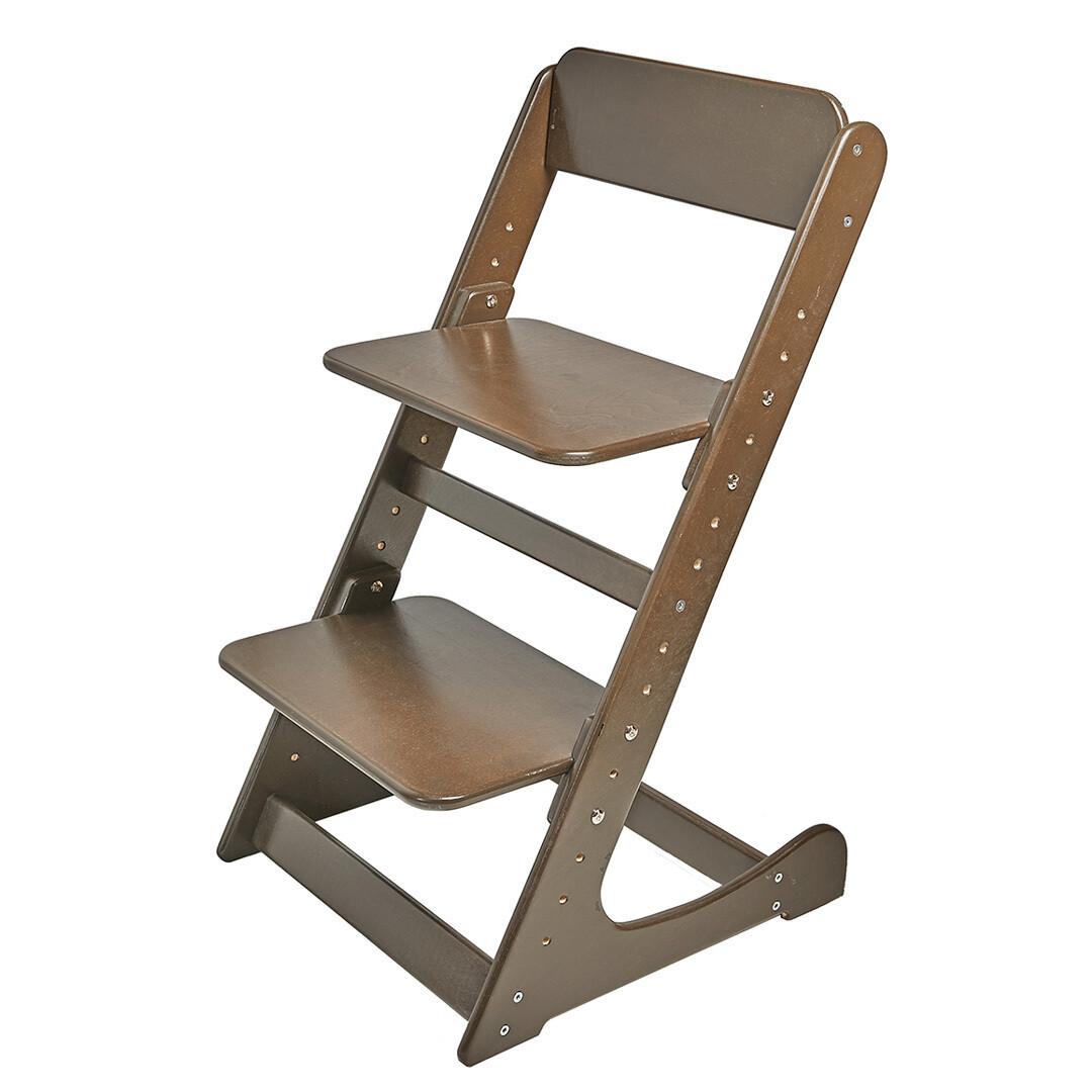 Растущий стул, венге
