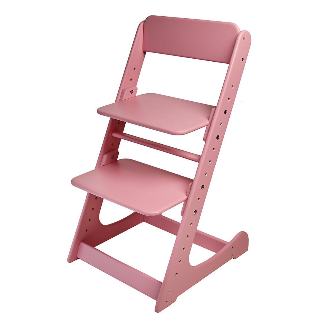 Растущий стул, розовый