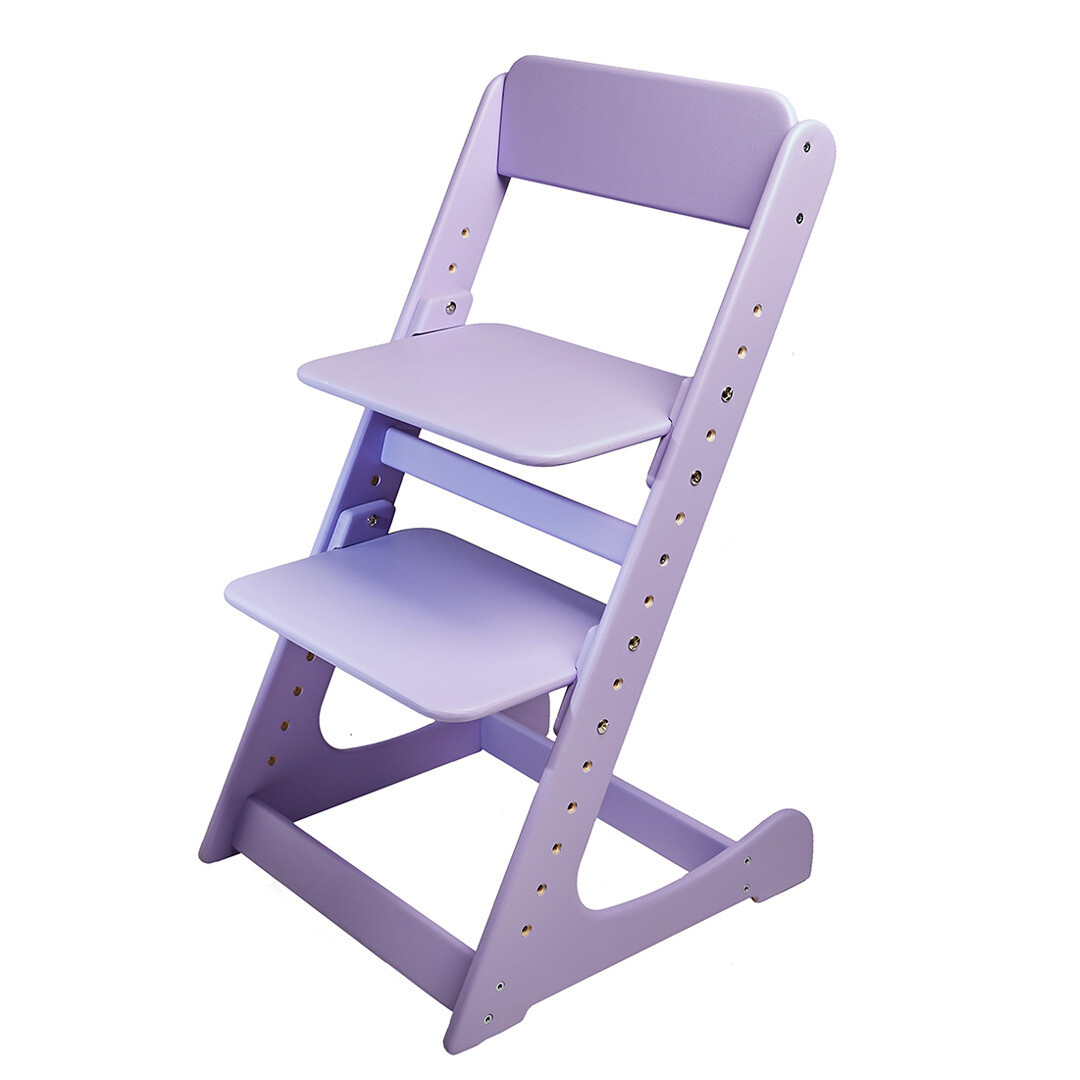 Растущий стул, фиолетовый