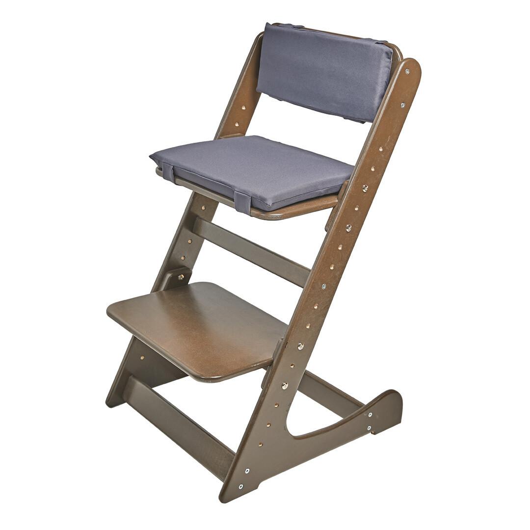 Комплект подушек на Растущий стул, серый