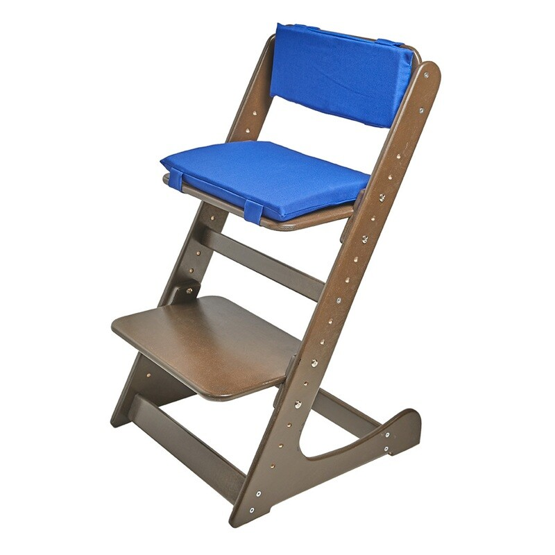 Комплект подушек на Растущий стул, синий