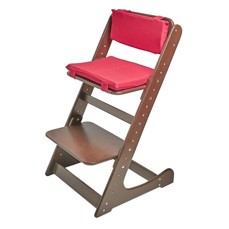Комплект подушек на Растущий стул, розовый