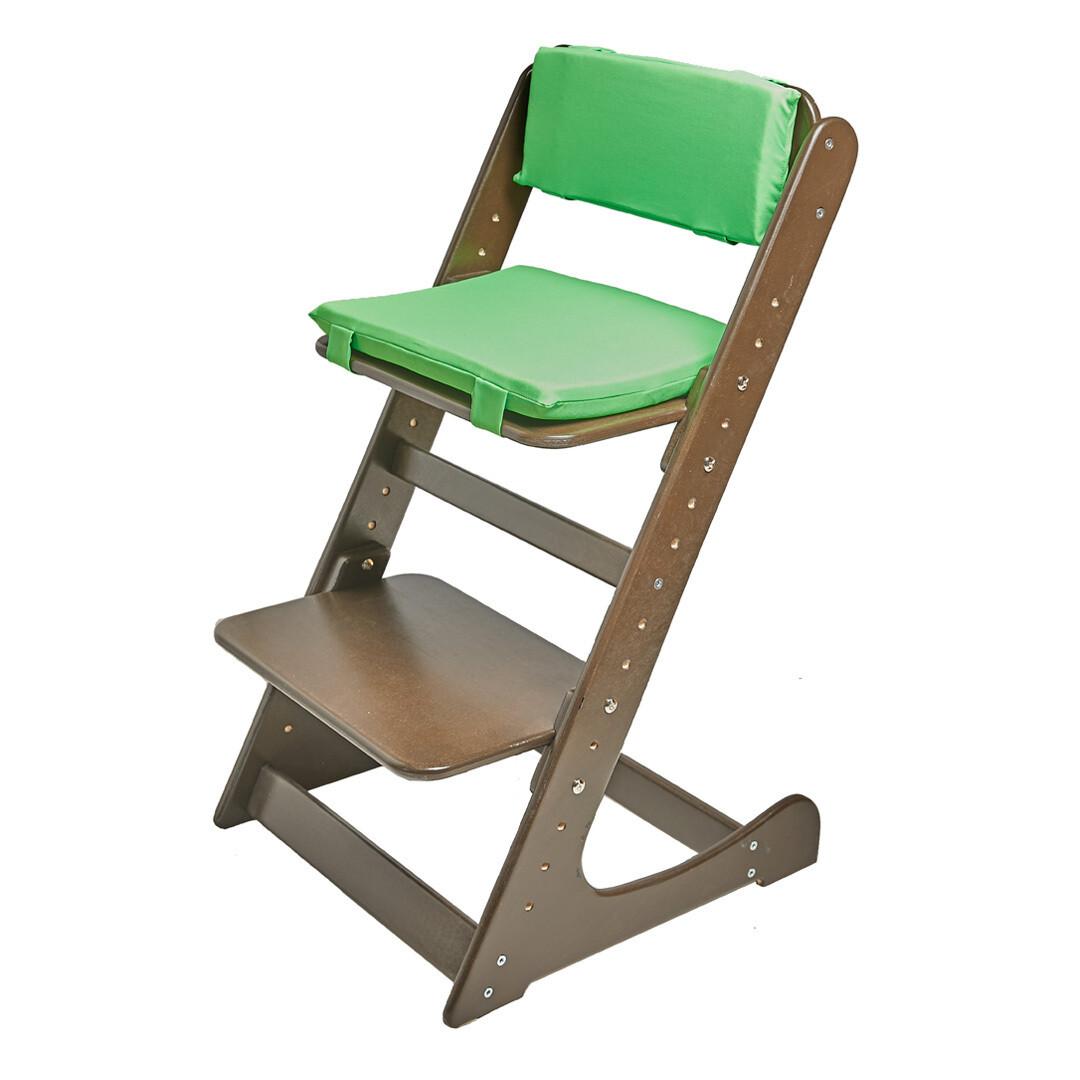 Комплект подушек на Растущий стул, салатовый