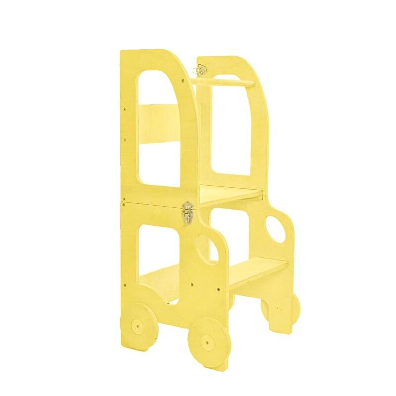 Башня помощника, желтый