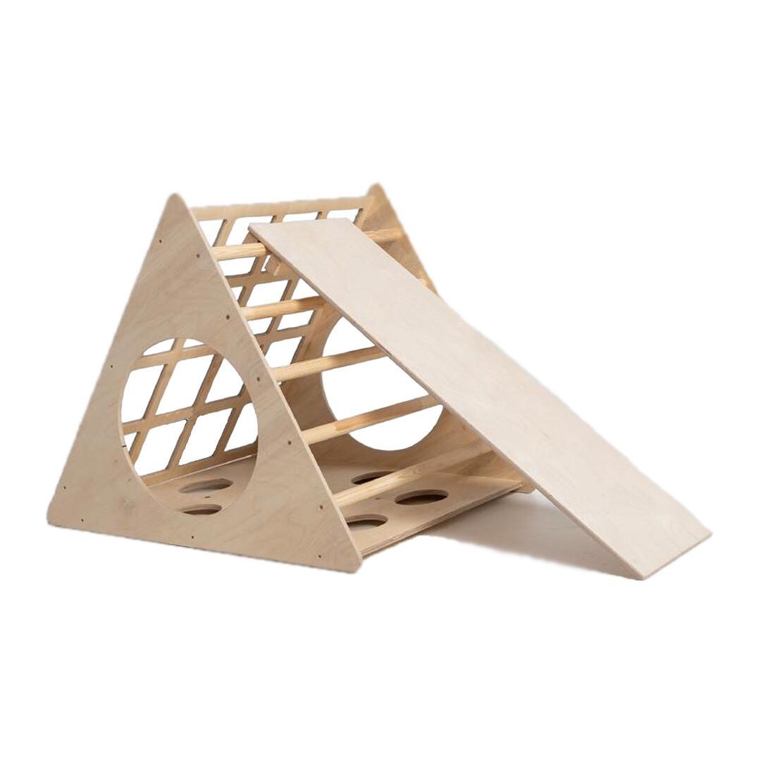 Детский спортивный уголок «Треугольник Пиклера», натуральный