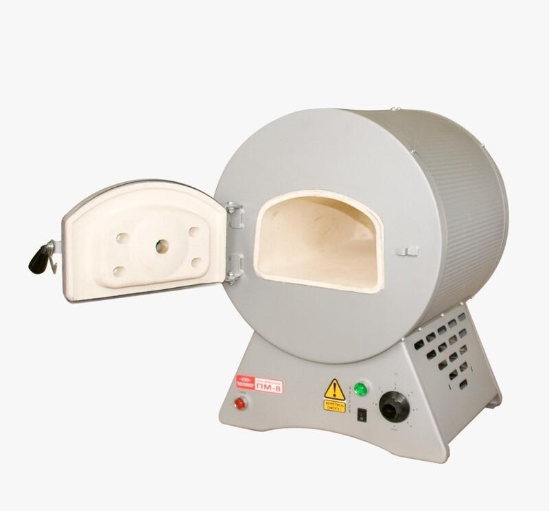 Печь муфельная, ПМ-8К, 6,5 литров, 900 градусов, керамика
