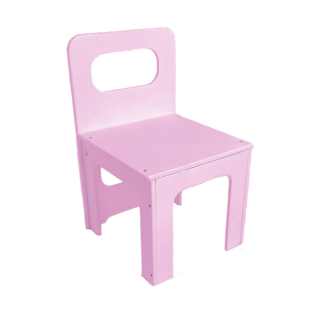 Детский стульчик, фиолетовый